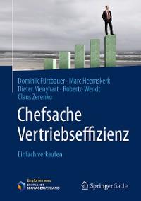 Cover Chefsache Vertriebseffizienz