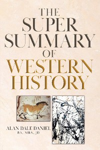 Cover The Super Summary of Western History