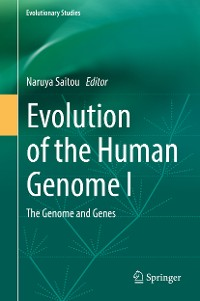 Cover Evolution of the Human Genome I