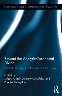 Cover Beyond the Analytic-Continental Divide