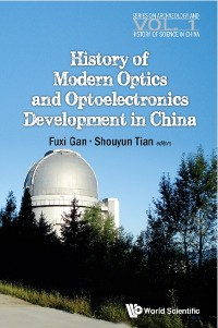 Cover History Of Modern Optics And Optoelectronics Development In China