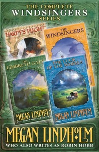 Cover Windsingers Series: The Complete 4-Book Collection (The Ki and Vandien Quartet)