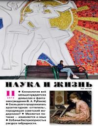 Cover Наука и жизнь №11/2019