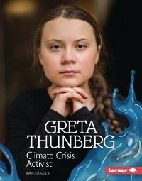 Cover Greta Thunberg