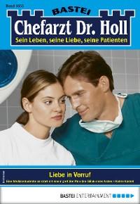 Cover Dr. Holl 1855 - Arztroman