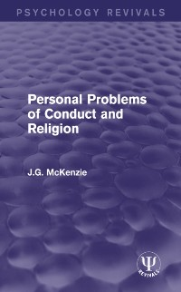 Cover Personal Problems of Conduct and Religion