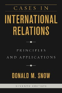 Cover Cases in International Relations
