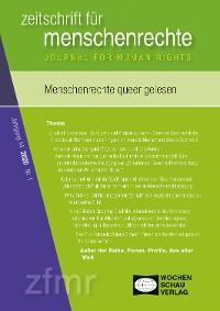 Cover Menschenrechte queer gelesen