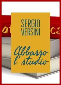 Cover Abbasso l'studio