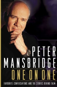 Cover Peter Mansbridge One on One