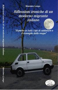 Cover Riflessioni ironiche di un moderno migrante italiano