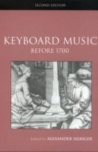 Cover Keyboard Music Before 1700