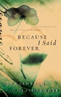 Cover Because I Said Forever