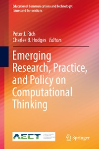Cover Emerging Research, Practice, and Policy on Computational Thinking