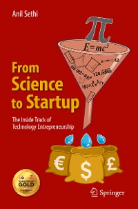 Cover From Science to Startup