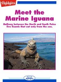 Cover Meet the Marine Iguana
