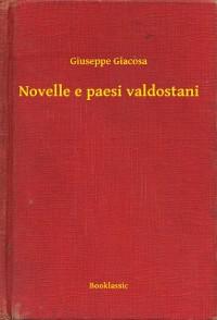 Cover Novelle e paesi valdostani