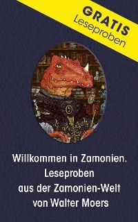 Cover Willkommen in Zamonien