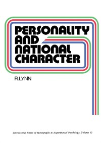 Cover Personality and National Character