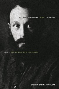 Cover Between Philosophy and Literature