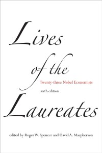 Cover Lives of the Laureates