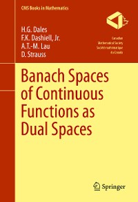 Cover Banach Spaces of Continuous Functions as Dual Spaces