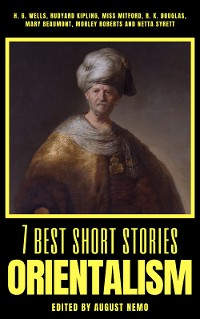 Cover 7 best short stories - Orientalism