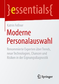 Cover Moderne Personalauswahl