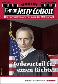 Cover Jerry Cotton 3244 - Krimi-Serie