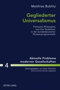 Cover Gegliederter Universalismus
