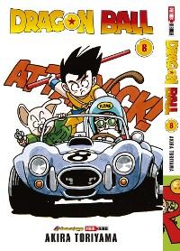 Cover Dragon Ball 8