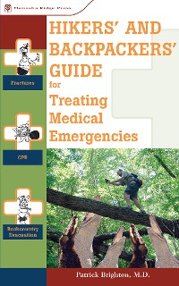 Cover Hikers' and Backpackers' Guide to Treating Medical Emergencies