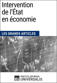 Cover Intervention de l'État en économie