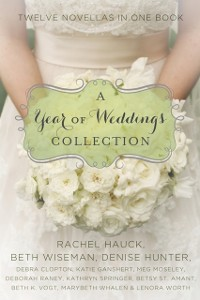 Cover Year of Weddings