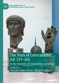 Cover The Sons of Constantine, AD 337-361