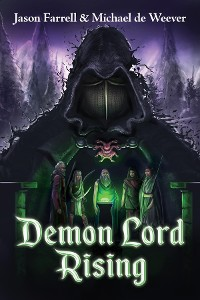 Cover Demon Lord Rising