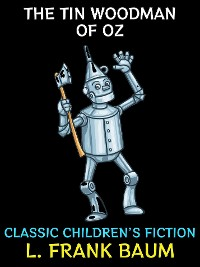 Cover The Tin Woodman of Oz