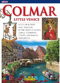 Cover Colmar Little Venice - English Edition