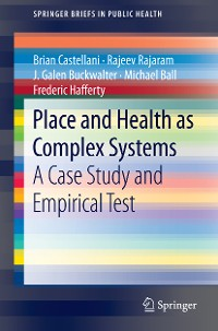 Cover Place and Health as Complex Systems