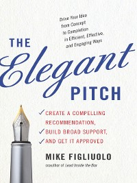 Cover The Elegant Pitch