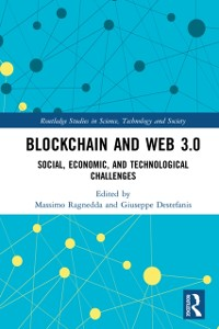 Cover Blockchain and Web 3.0