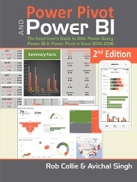 Cover Power Pivot and Power BI
