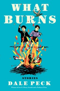 Cover What Burns