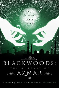 Cover Blackwoods the Outcast of Azmar