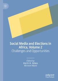 Cover Social Media and Elections in Africa, Volume 2