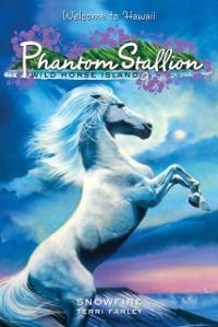 Cover Phantom Stallion: Wild Horse Island #9: Snowfire
