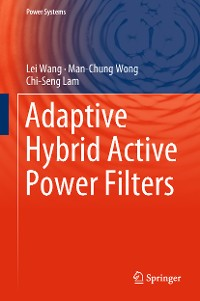 Cover Adaptive Hybrid Active Power Filters