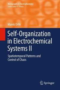 Cover Self-Organization in Electrochemical Systems II