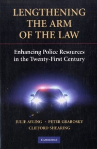 Cover Lengthening the Arm of the Law