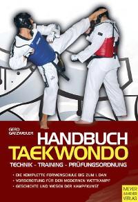 Cover Handbuch Taekwondo